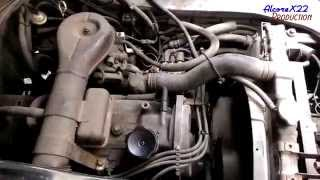 Mitsubishi 4G63(Carburetor)/G63B Engine View
