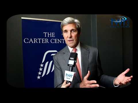 Kenya 2017 Elections Former US Secretary of State John Kerry