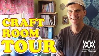 Mere Mortals Craft Room Tour