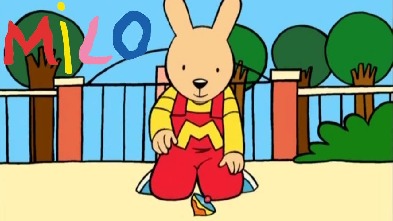 Milo la toupie s01e03 hd dessin anim pour les enfants - Dessin toupie ...