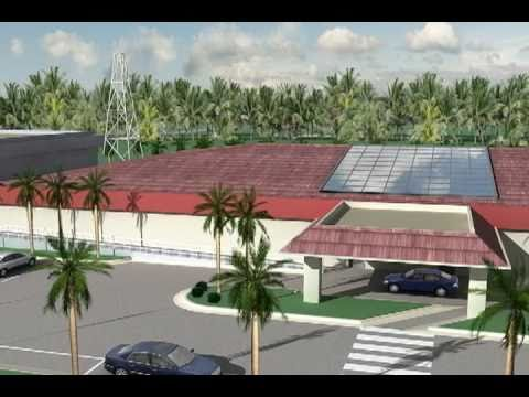 Architectural Animation of American Samoa EOC