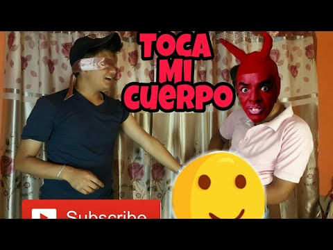 TOCA MI CUERPO /TOUCH MY BODY CHALLENGE/ *Kevin Cove*