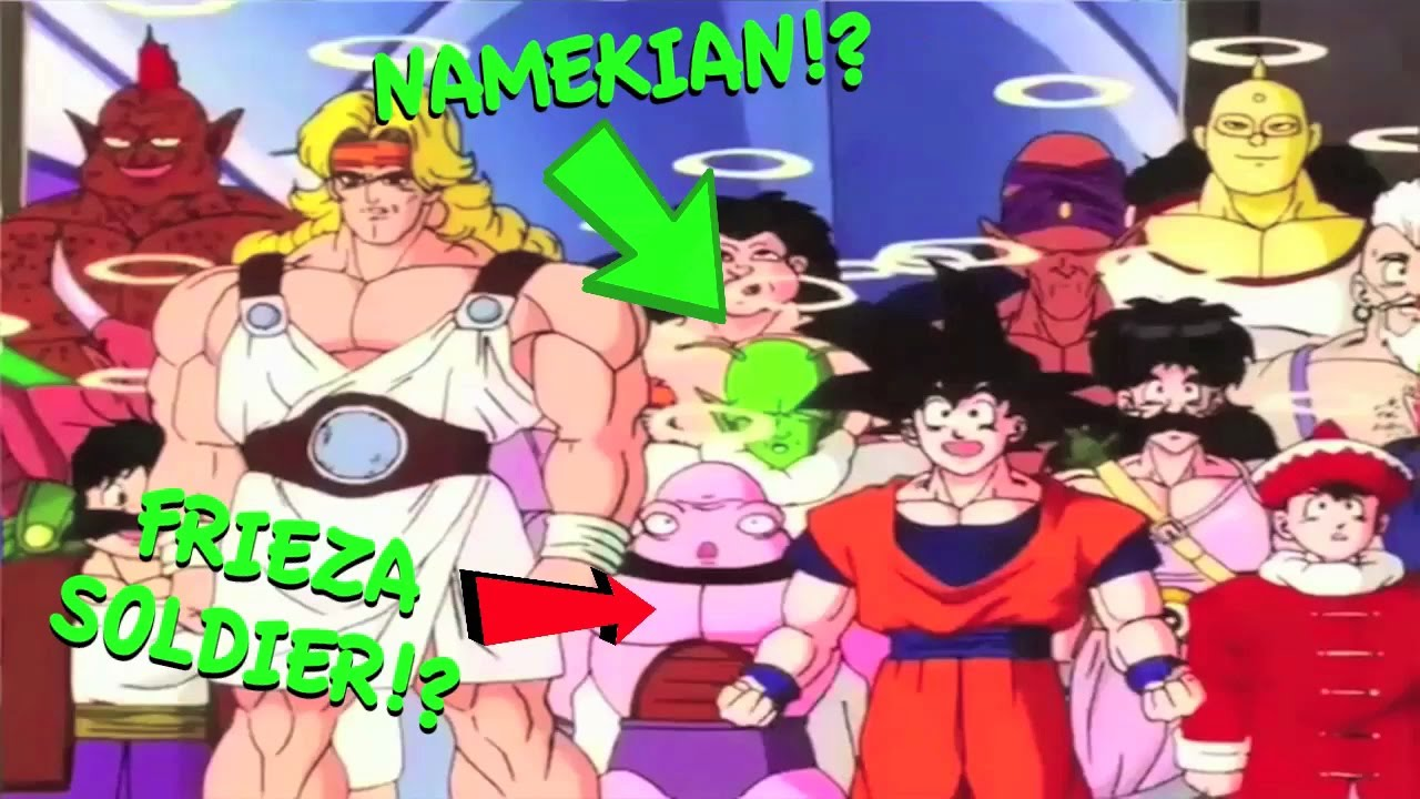 10 SECRET DRAGON BALL Z Characters You Missed  YouTube