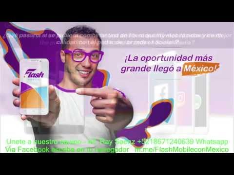 Flash Mobile en todo Mexico - Nuevo Laredo, Tam, Mexico ACN