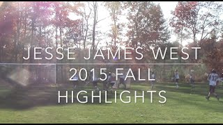 Jesse James West 2015 Fall Highlights