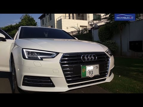 Audi A4 Price, Specs & Features | PakWheels Diaries
