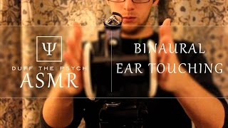 [archive] MORE ASMR Binaural Ear Touching for Sleep and Relaxation