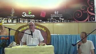 Шримад Бхагаватам 2.2.12 - Рохинисута Прабху