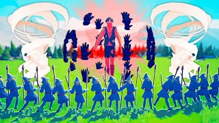 KILLING The DARK PEAŠANT By Any Means Necessary in Totally Accurate Battle Simulator (TABS)