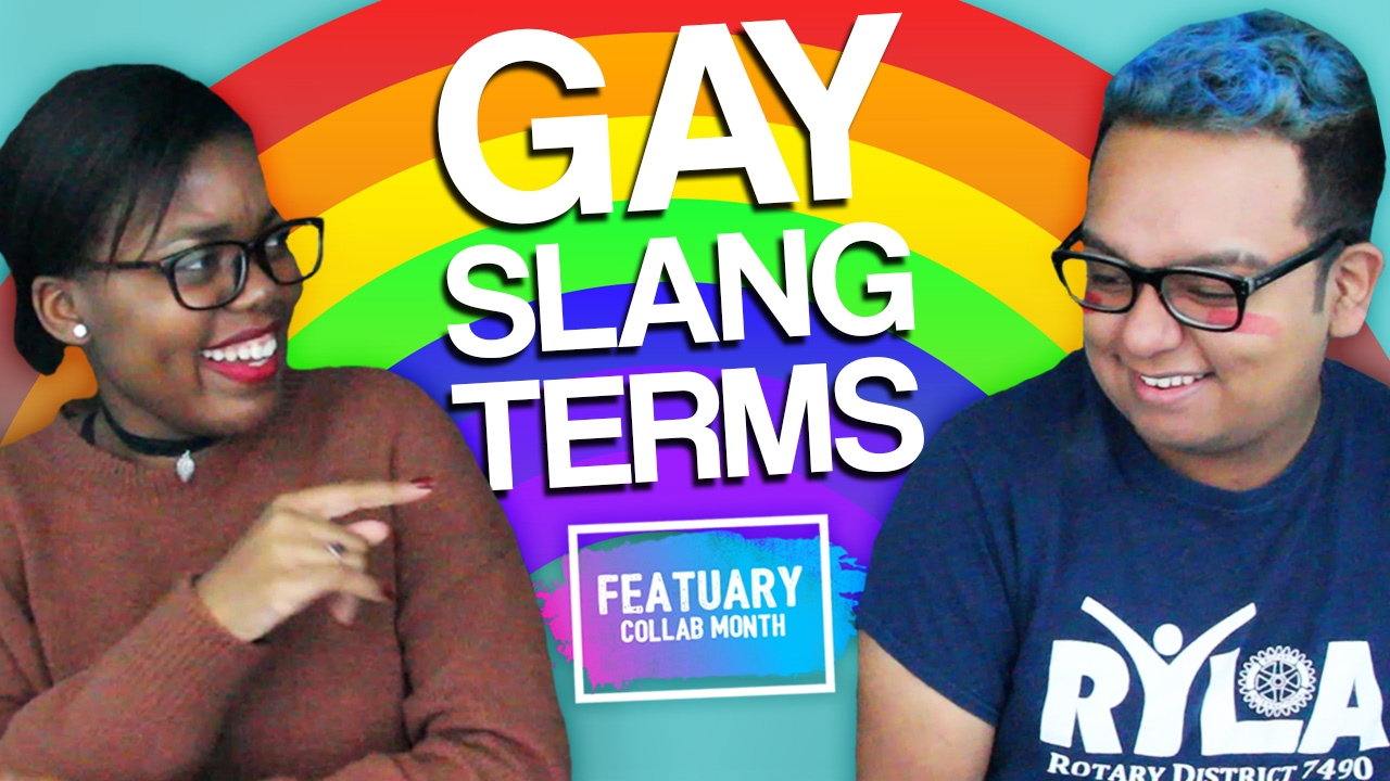 gay lingo A trio of older gay men offer their collective take on terms and expressions used by younger members of the queer community for a hilarious new video as the video progresses, the men offer off.