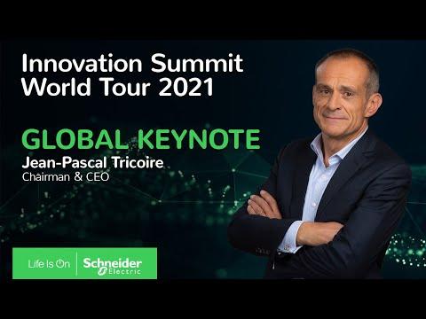 Innovation Summit World Tour 2021: Global Keynote and World Premiere | Schneider Electric