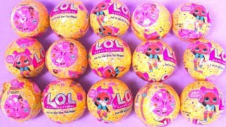 10 LOL SURPRISE Series 3 Confetti Pop Оригінал або Китайська ПІДРОБКА Розпакування LOL Surprise Fake