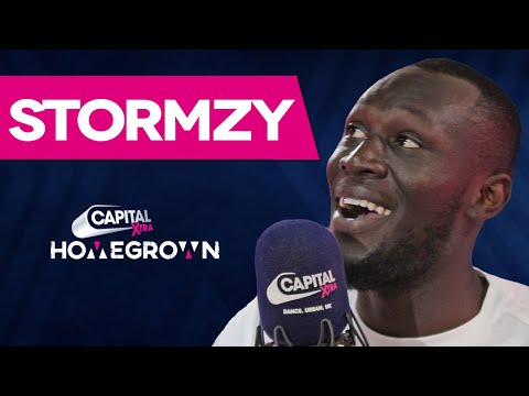 Stormzy On The Power Of Black British Culture     Capital XTRA