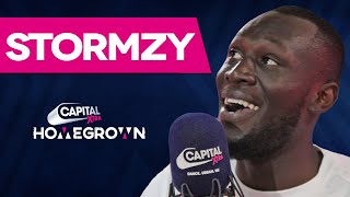 Stormzy On The Power Of Black British Culture | Full Interview | Capital XTRA