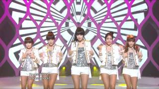 T-ARA - Why do you act like that, 티아라 - 왜 이러니, Music Core 20110108