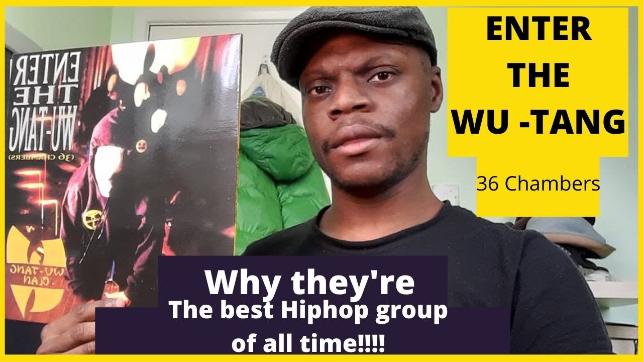 Why  Enter the Wu tang (36 Chambers) is the best