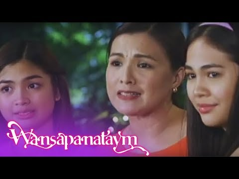 Download Youtube: Wansapanataym: Jasmin and Daisy lives happily with their loved ones