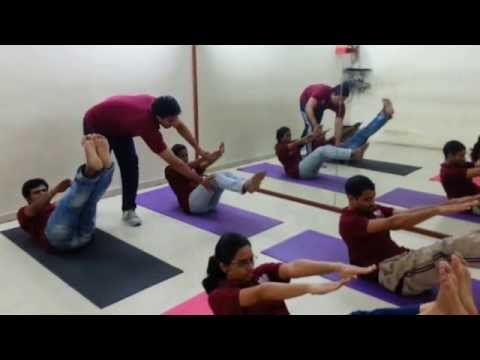 Power Yoga for weight loss for beginners in Hindi