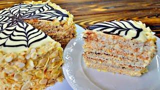 Невероятно нежный торт ПП ЭСТЕРХАЗИ Вы не сможете оторваться