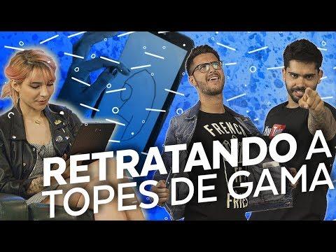 Los dibujos digitales de Renosaurio   La Hora del Tech con Topes de Gama   05