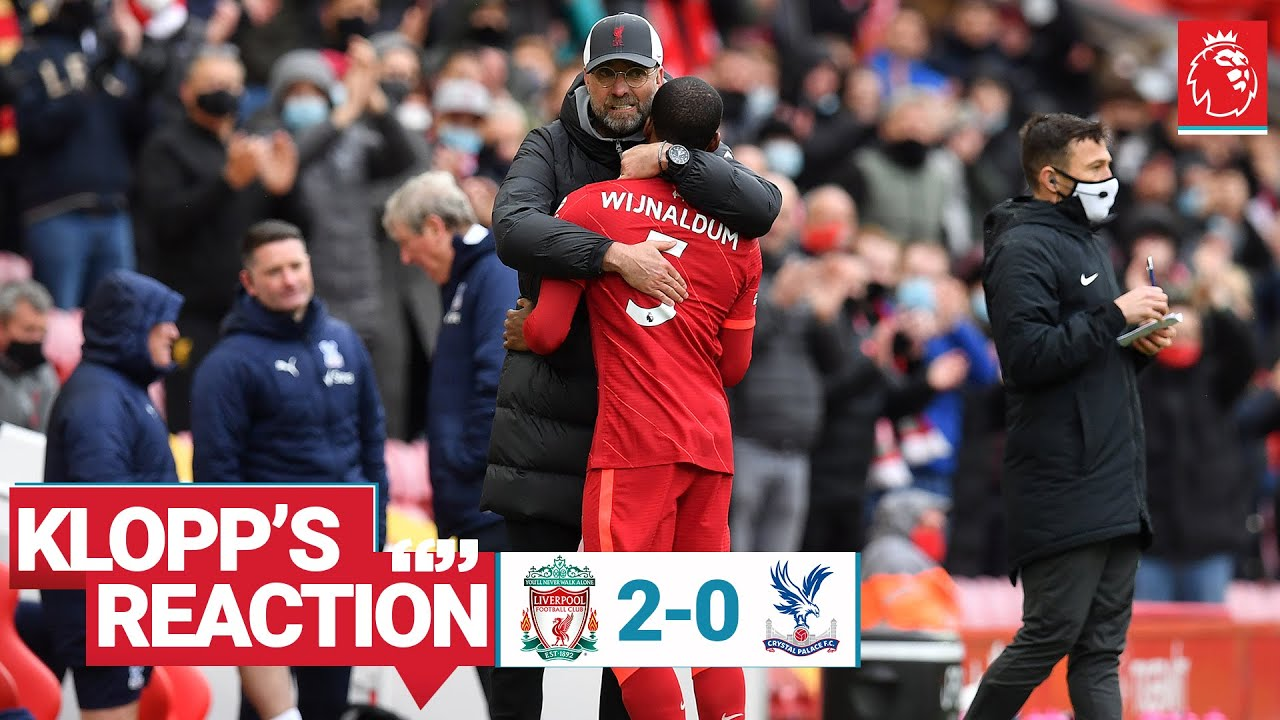 Download Klopp's Reaction: Mentality Monsters, staff praise & Gini | Liverpool vs Crystal Palace