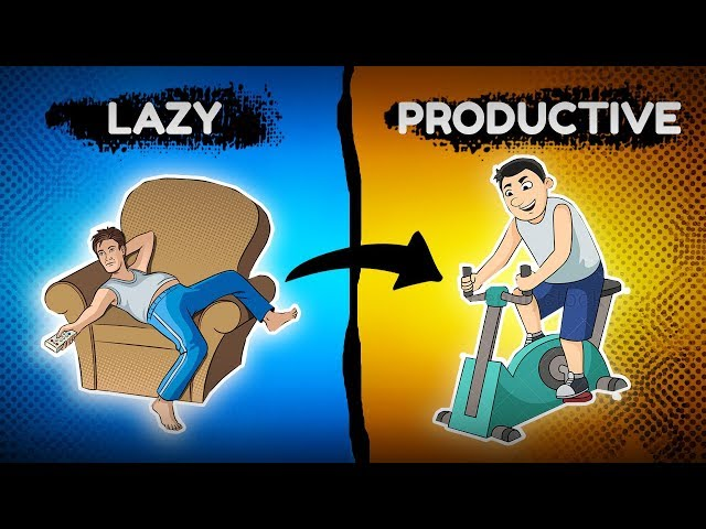 How To End Laziness For Good (3 Mind Hacks)