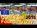 Chuuk Team, College of Micronesia-FSM Founding Day 2015