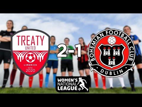 WNL GOALS GW5: Treaty United 2-1 Bohemians