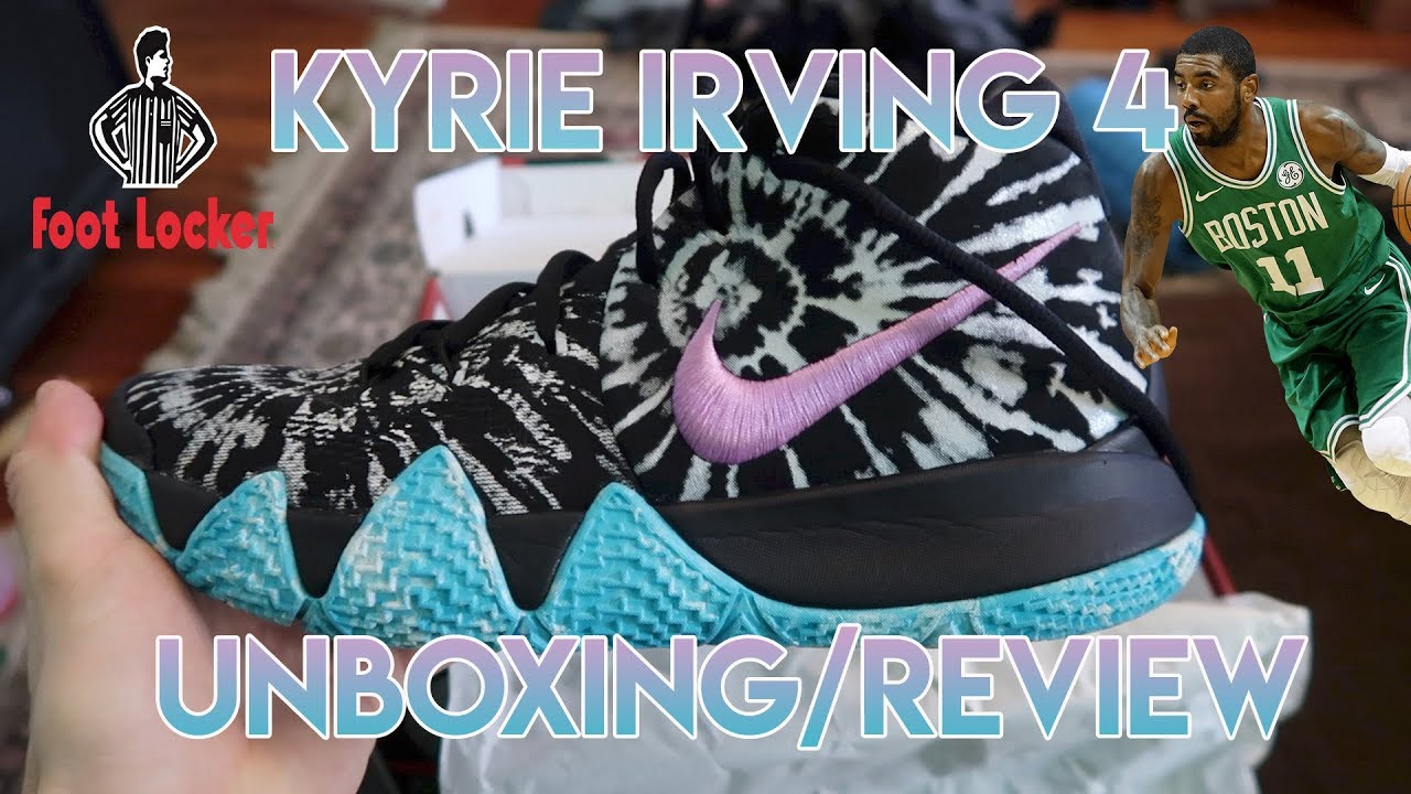 buy popular 1d898 f7aef Kyrie Irving 4 All-Star Edition Shoe Purchase and Review