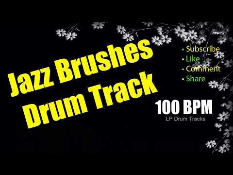 Jazz Drum Track   Swing Drum Loops- 100 BPM Vintage- Drum Tracks