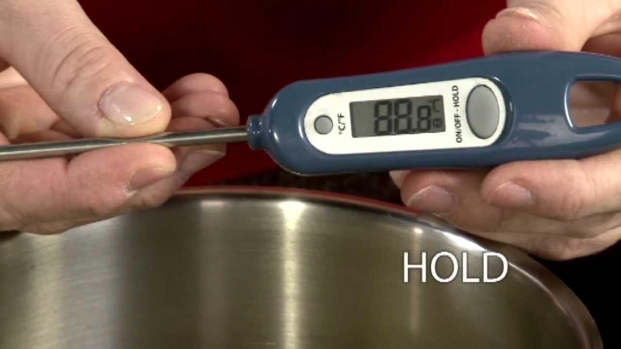 Tescoma Digital Thermometer with Spatula Delicia
