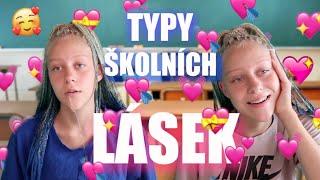 TYPY ŠKOLNÍCH LÁSEK  - BACK TO S...