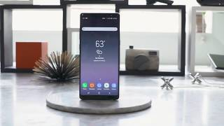 Samsung Galaxy Note8 - Official Introduction/hands on/Impressions/First Look/Overview/Features