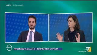 Boldrini (LeU): 'Salvini è un coniglio, deve rispondere delle sue responsabilità e non ...