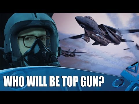 Ace Combat 7 - Who Will Be Top Gun?