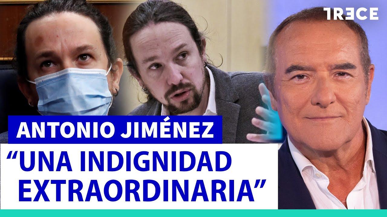 """""""A Iglesias no le vamos a recordar por salvar vidas ni por coger una pala"""""""