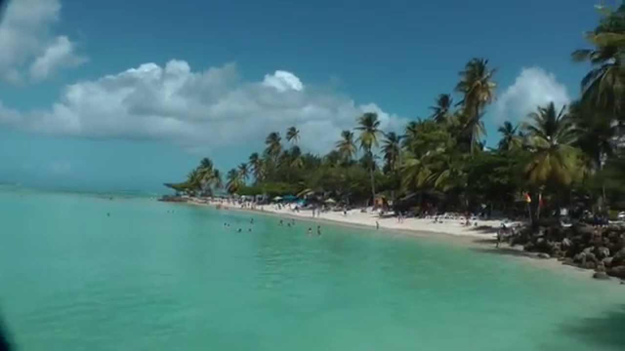 Pigeon Point Beach Tobago