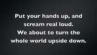 Stand Up- Mike Tompkins Lyrics
