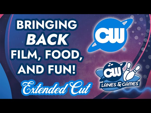 CWTheaters Lincoln Mall 16 Welcomes You Back! (Extended Cut)