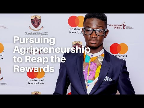 #ItStartsWithYou: Ibrahima Ben Aziz Konate - Pursuing Agripreneurship to Reap the Rewards