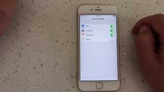 iPhone 6S / Plus: How to ADD & DELETE GMAIL ACCOUNTS