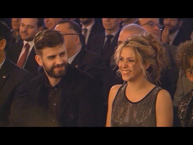 Shakira paga 20 millones a la Agencia Tributaria