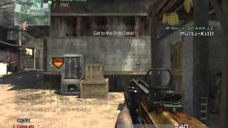irish x sparkzz mw3 game clip