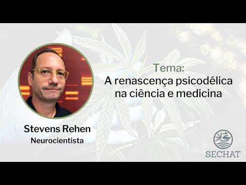 A renascença psicodélica na ciência e medicina com Stevens Rehen