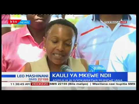 David Ndii's wife recounts details of David Ndii's arrest