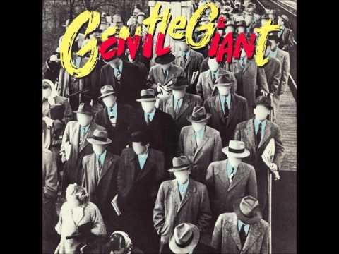 Gentle Giant  Civilian 1980 UK, Prog Rock, Experimental Rock
