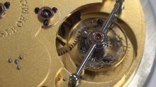 Roger Smith describes a new unique tourbillon wristwatch which he h...