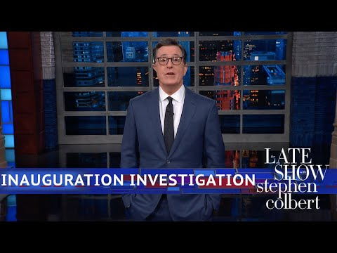 Trump's Inauguration Is Now Under Investigation