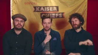 Kaiser Chiefs - Welcome to our Youtube channel
