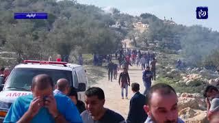 استشهاد فلسطيني من ذوي الاحتياجات الخاصة خلال مواجهات مع الاحتلال - (9-3-2018)